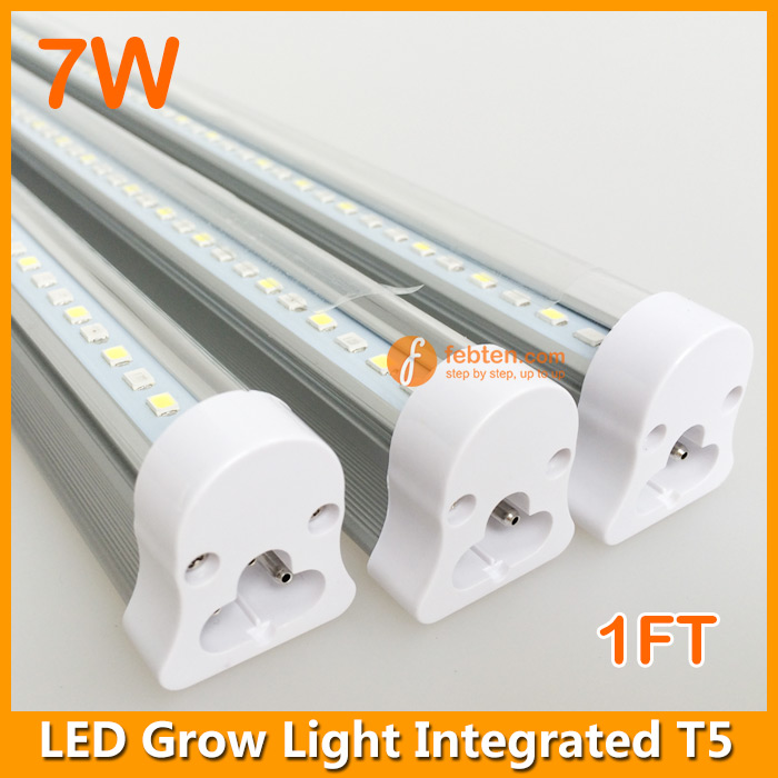 1FT T5 7W LED Grow Tube Light