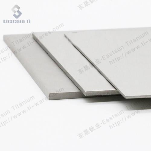 Baoji Eastsun Titanium specialize in Titanium plates with good qualty