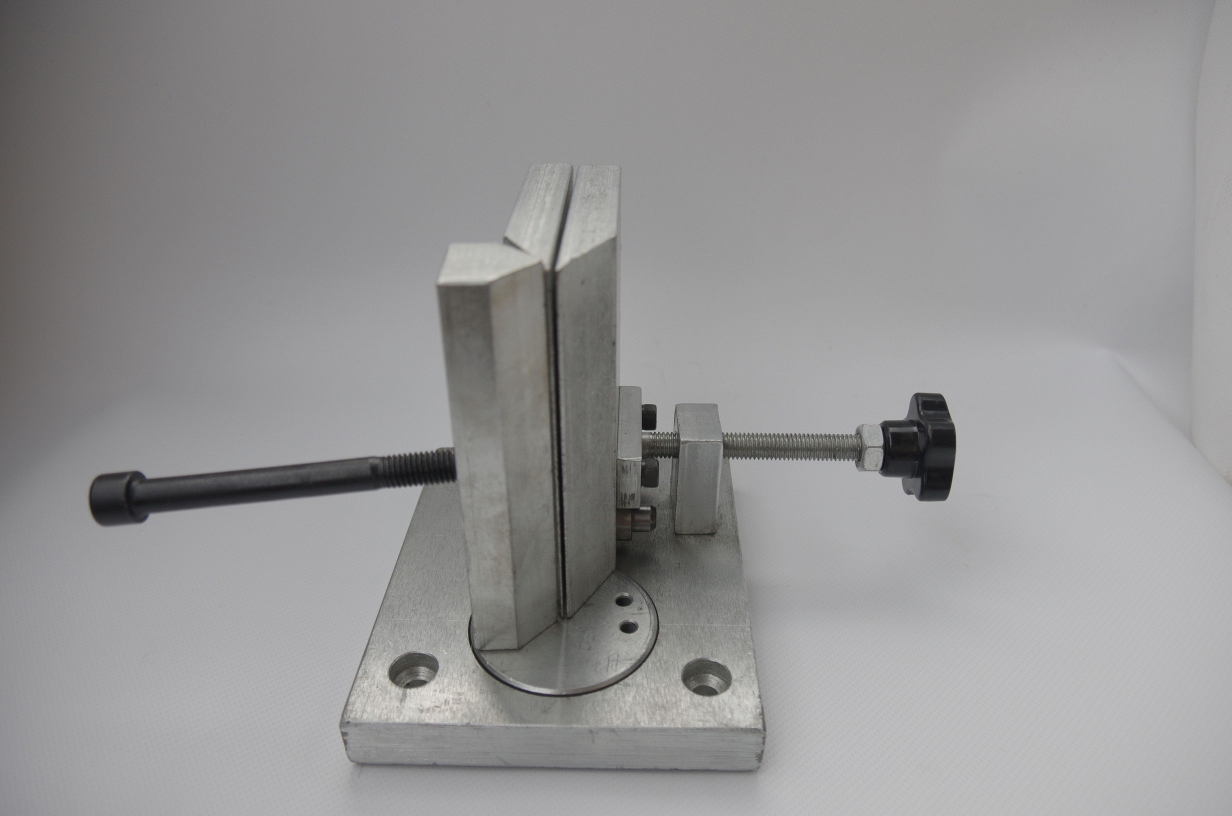 10cm biaxial angle angle machine