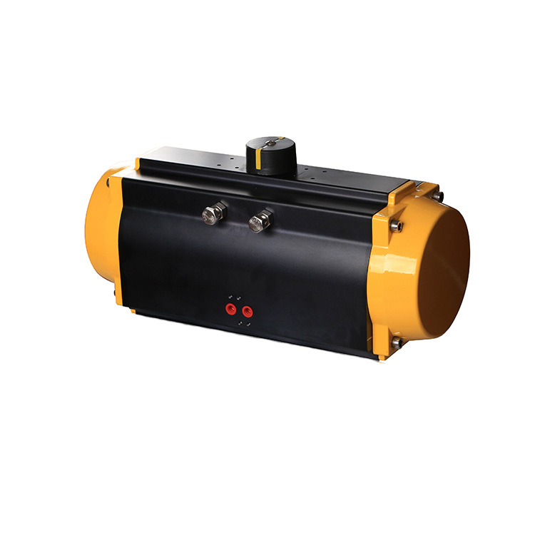 Single Acting Rotary Pneumatic Valve Actuator for Ball Valve Butterfly Valve