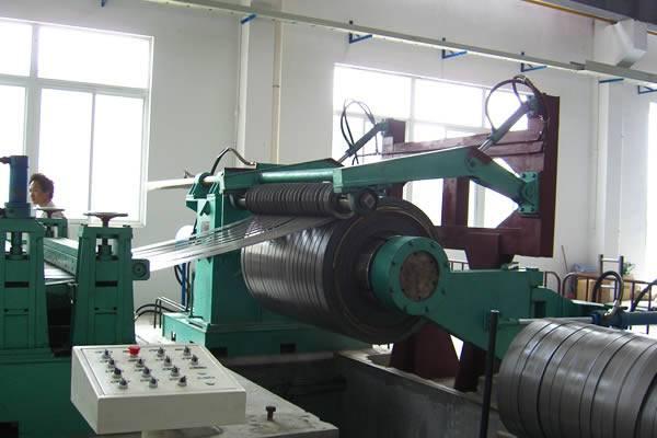 Slitting Machine Production Line