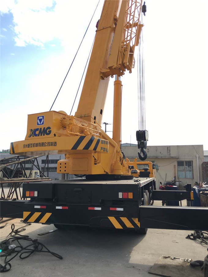 Best 70 ton used truck crane XCMG ZOOMLION SANY, China used truck crane 70 ton QY70K mobile crane