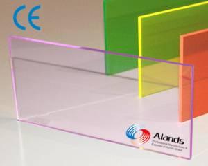 Color Plexiglass Acrylic Panel
