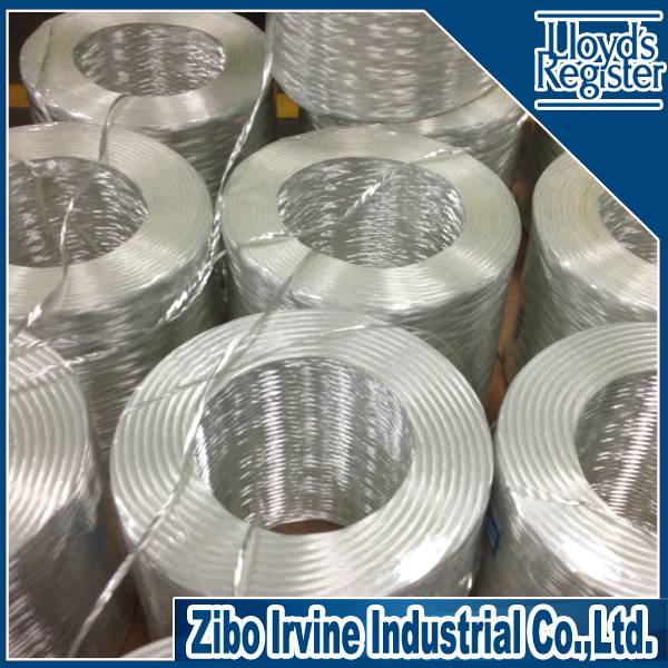 Filament winding method E-glass Direct Roving for GRP pipe