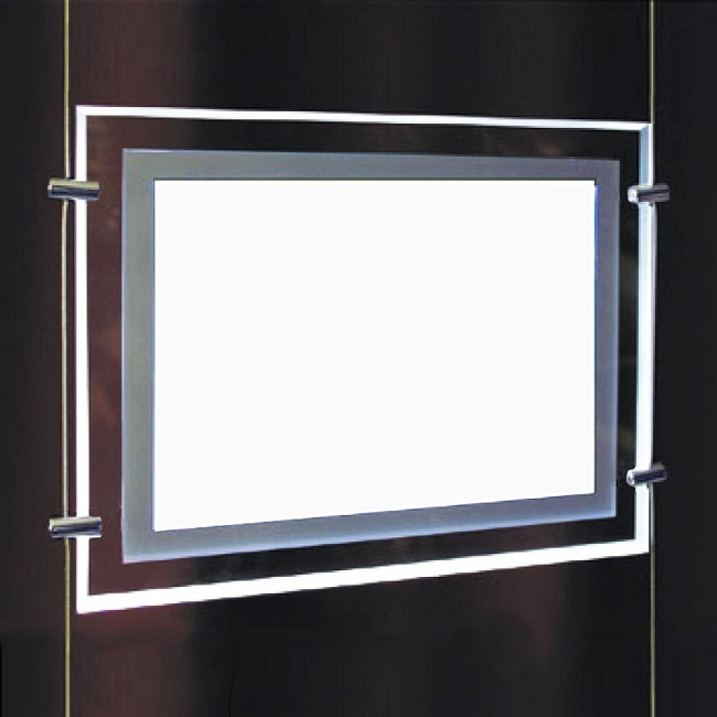 Acrylic light box