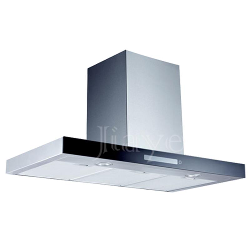 T Type Stainless Steel Chimney Range Hood with CE