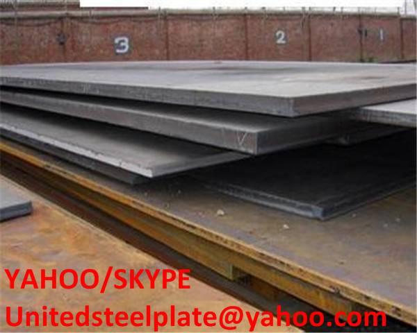 Sell GB/T4171 Q460NH,Q500NH,Q550NH steel Plate