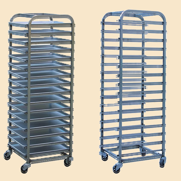 Trays and Trolleys
