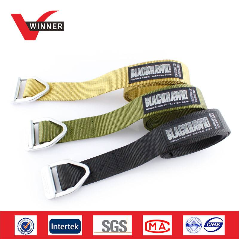durable and good quality amy miltary belts