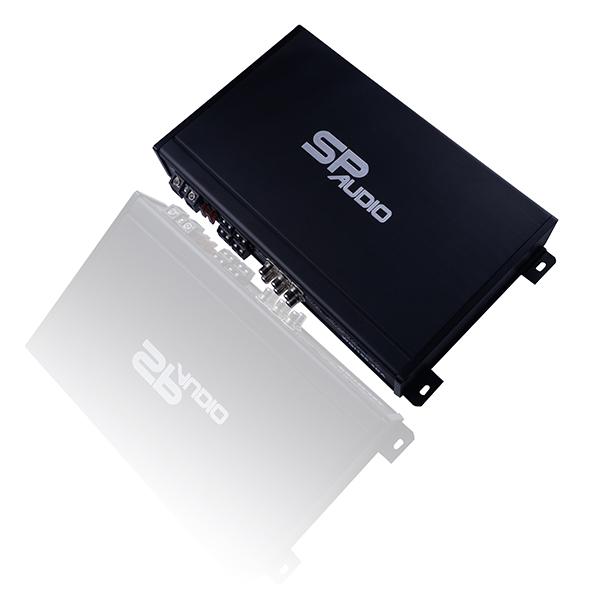 Full Range Class D 4 CH x 150 Watt car audio amplifier