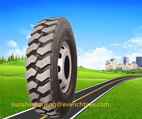 truck tyre, radial tyre, tire, 11.00R20 12.00R20, Everich tire