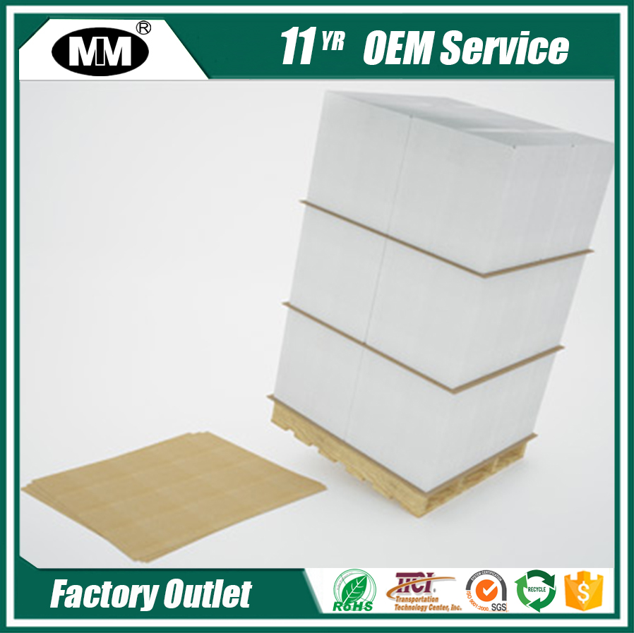 Kraft Paper Angel Protector with Anti Slip Kraft Paperboard for Pallets Packing