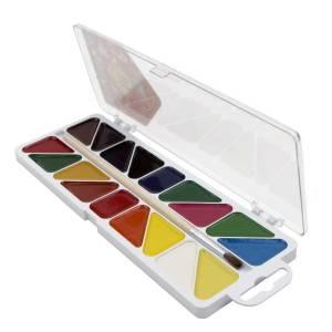 "Watercolors ""Mosaic"""