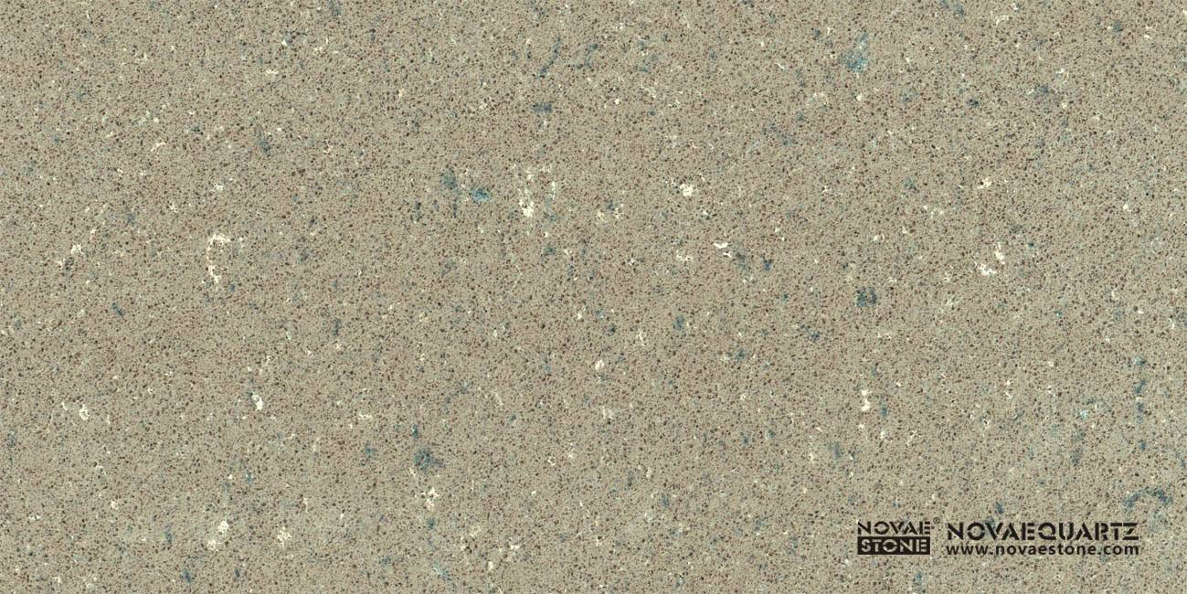 Truffle artificial quartz stone
