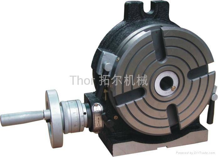 HV Rotary table