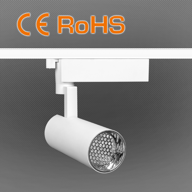 Suitable Different Installation 10/20/25/30/35W LED Track Light