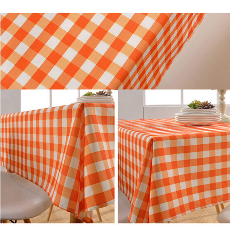Easy Cleaning 100% Polyester Decorative Fabric for Table