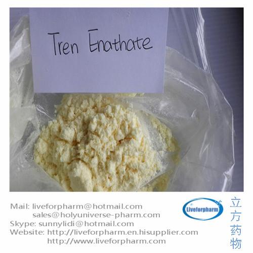 Trenbolone Enanthate Trenabol Designer steroid for bodybuilders CAS 10161-34-9