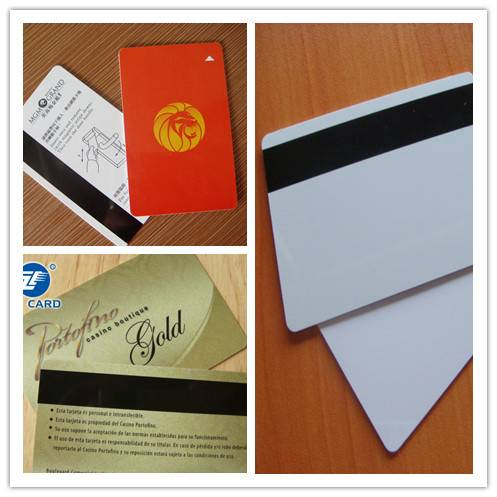 Hot sale magnetic card