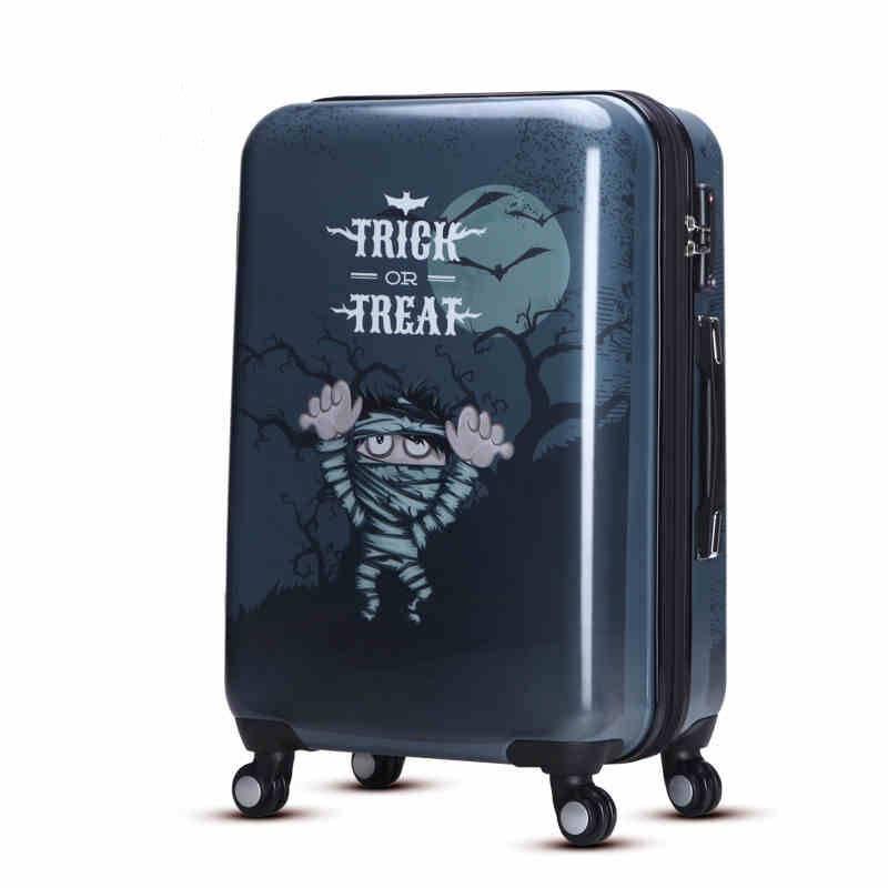 2016 fashion desingner trolley luggage bag