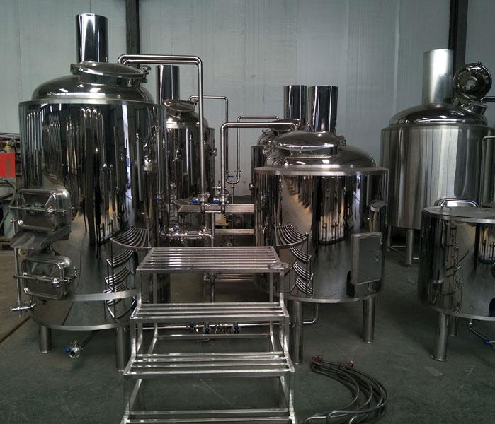 300L Mini Brewery