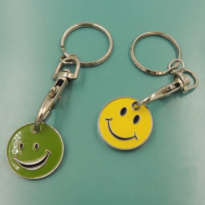 custom shopping trolley coin token supplier