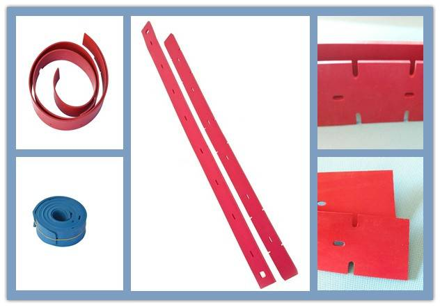 Washing Machine Wiper Rubber Squeegee