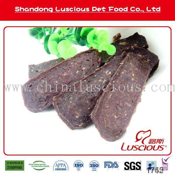 100% Natural Beef Chip Bulk Beef Dog Sancks