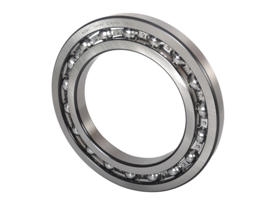 Deep groove ball bearings used for construction machinery