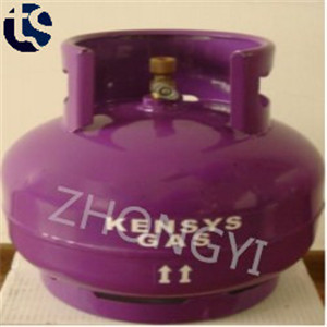 Steel LPG Cylinder & Gas Tank -5kg