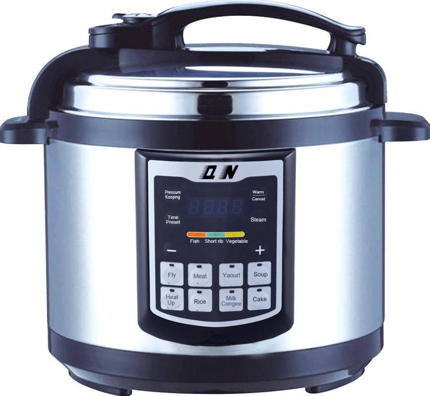 Model#Q5DM mechanical multi eletric pressure cooker