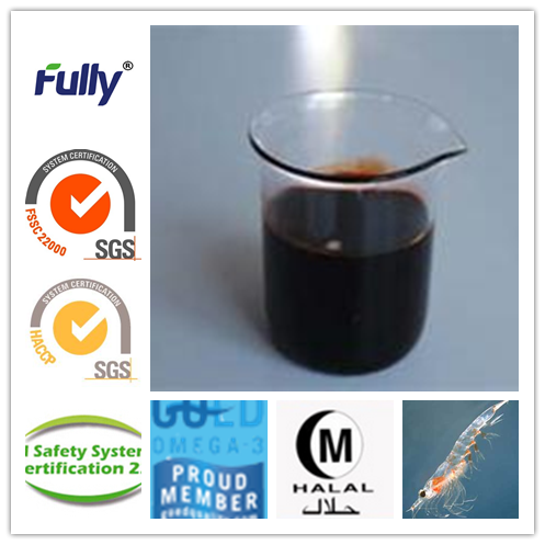 krill oil raw material