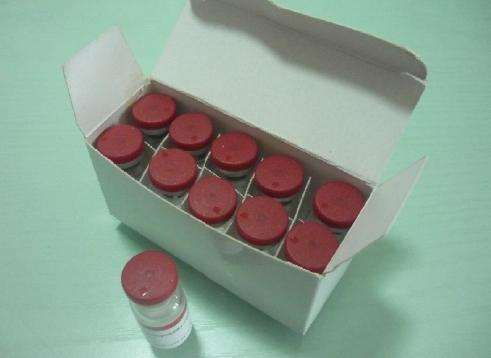 Hot Selling Growth Muscle Hgh Human Hormones Red Top OEM Hgh Wholesaler