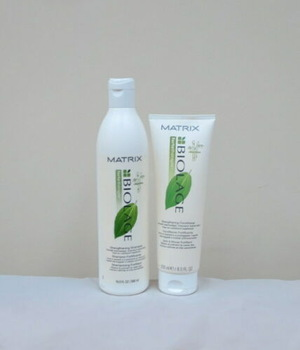 Biolage Strengthening Shampoo and Conditioner