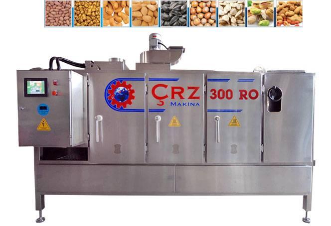 CRZ-300RO PEANUT ROASTER OVEN