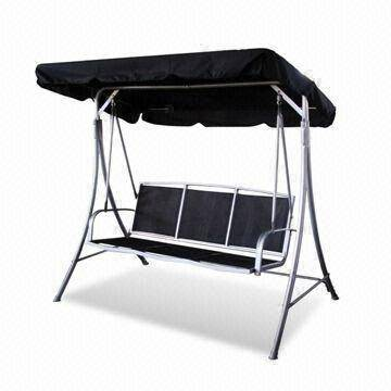 Canopy patio swings/Folding swing chairs/Garden swings