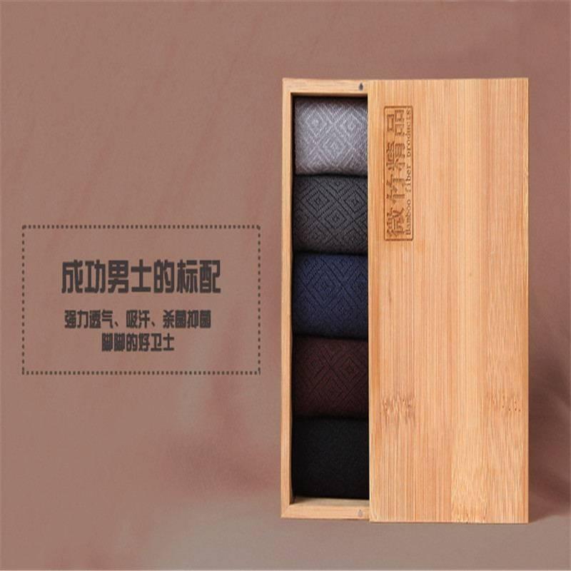 Bamboo fiber sock