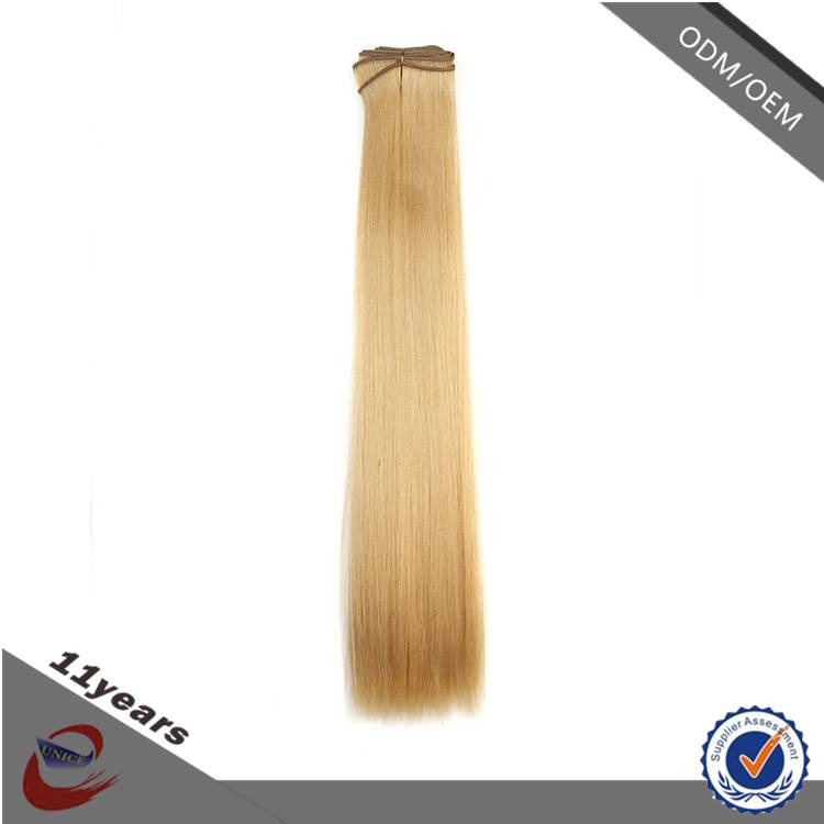 Factory Price 613# Straight 6A Grade Brazilian Virgin Remy Human Hair