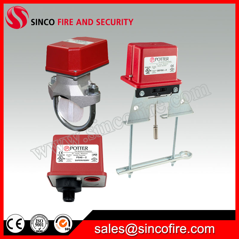 Water Flow Indicator for Fire Fighting System