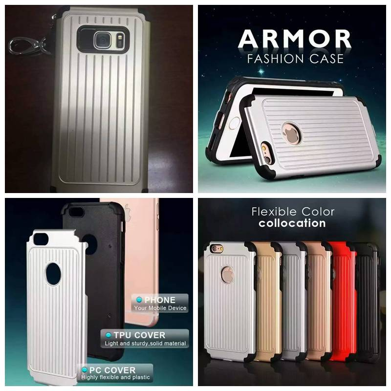 High Copy Verus Armor Case, Cellphone Flip Leather Protective Cover Cases for Samsung, Iphone.....