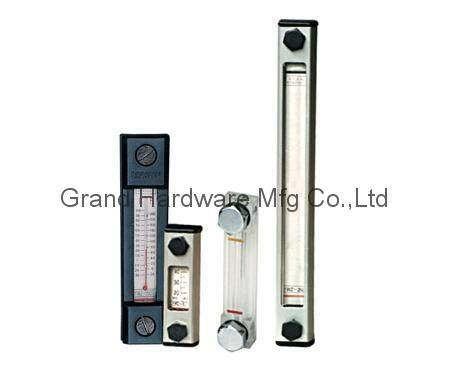 hydraulic oil container oil level gauge indicator