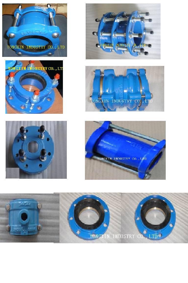 quick adaptor for PVC/PE pipe