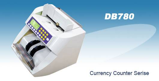bill counter DB780