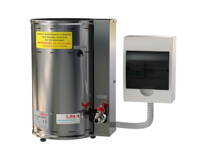 Livam AE-4 Water Distiller