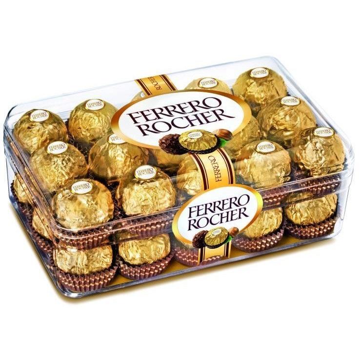 Ferrero Rocher T16 , T24 & T30