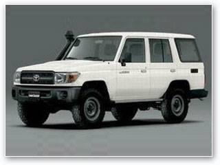 Toyota Land Cruiser GRJ 76 4.0 LT Petrol Manual - MPID1587