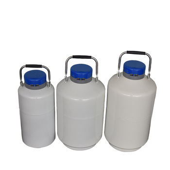 high quality veterinary instrument laboratory equipment refrigeration equipment 10L liquid nitrogen