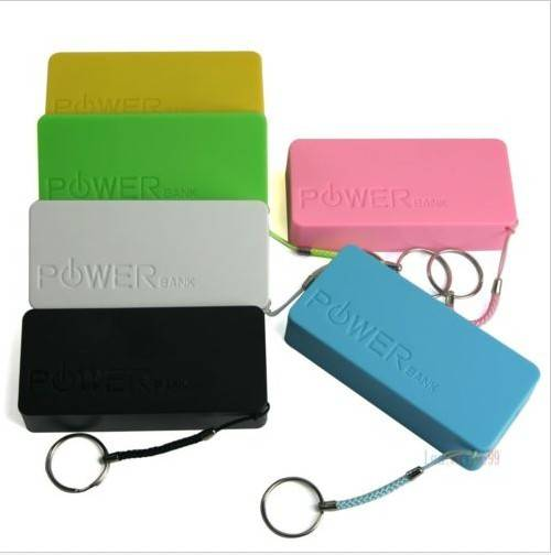Portable External Power Bank Backup Battery Charger For Samsung Iphone HTC Nokia