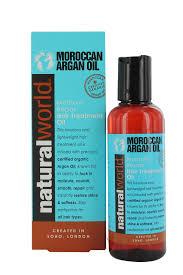 Moroccan Hair Argan Oil