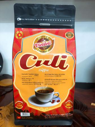 Sell CULI ROASTED COFFEE BEANS - Viet Deli Coffee Co., Ltd